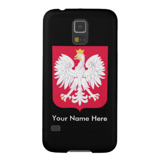 Poland Galaxy* S5 Phone Cover