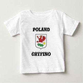 POLAND GRYFINO BABY T-Shirt