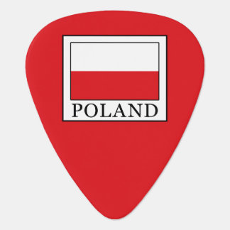 Poland Guitar Pick