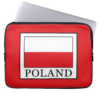 Poland Laptop Sleeve