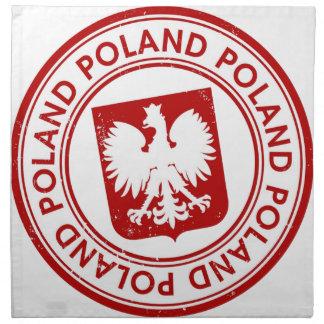 Poland Napkin