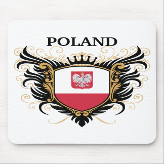 Poland personalize mouse mats
