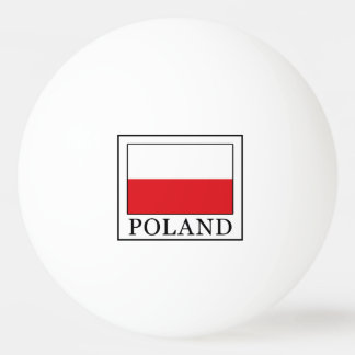Poland Ping Pong Ball
