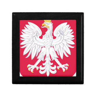 Poland Polish coat of arms Gift Box