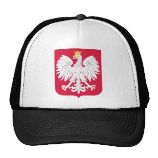 Poland Polish coat of arms Trucker Hat