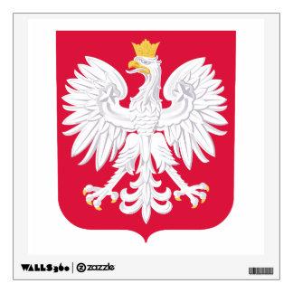Poland Polish coat of arms Wall Decal