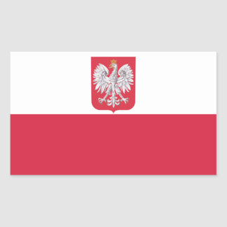 Poland Polish Eagle Crest Sticker