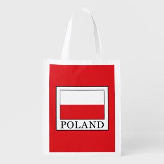 Poland Reusable Grocery Bag