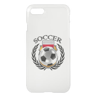 Poland Soccer 2016 Fan Gear iPhone 7 Case
