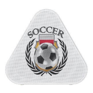 Poland Soccer 2016 Fan Gear Speaker