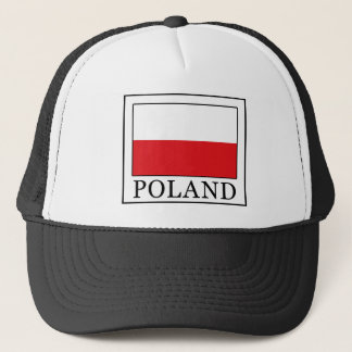 Poland Trucker Hat