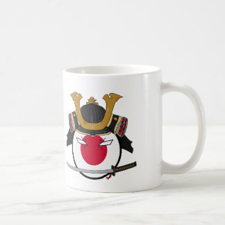 Polandball - Japan Samurai Coffee Mug