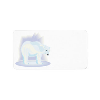 Polar Bear 2 Label