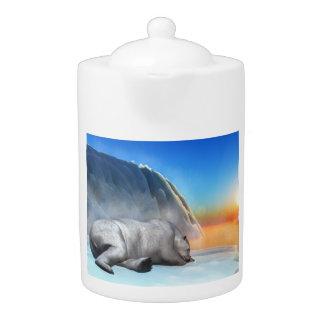 Polar bear - 3D render