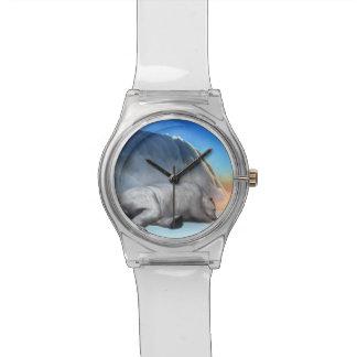 Polar bear - 3D render Watch