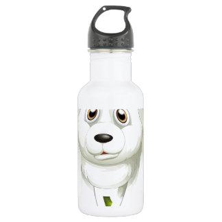 Polar bear 532 ml water bottle