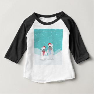 polar bear B Baby T-Shirt