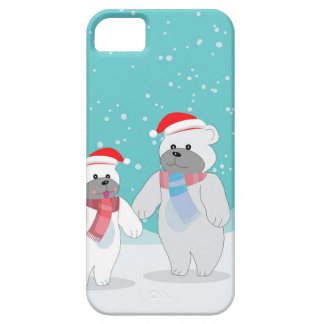 polar bear B Case For The iPhone 5