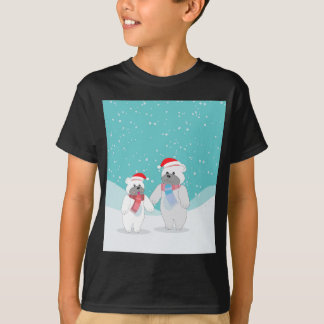 polar bear B T-Shirt