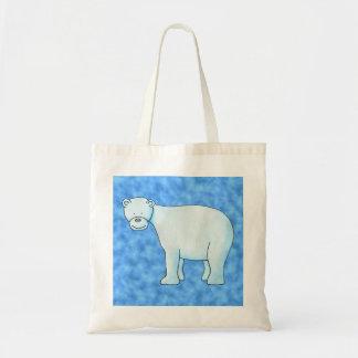 Polar Bear. Tote Bag