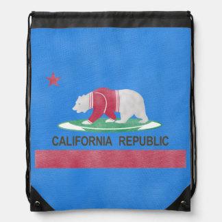 Polar Bear California Republic Backpacks