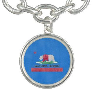 Polar Bear California Republic Global Warming Bracelet