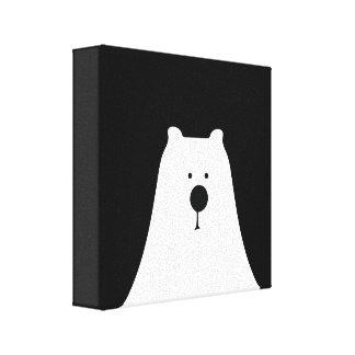 Polar Bear Canvas