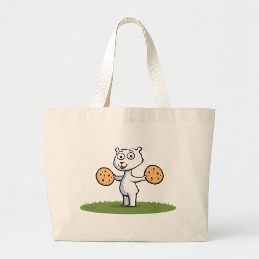 Polar Bear Cookies Bag