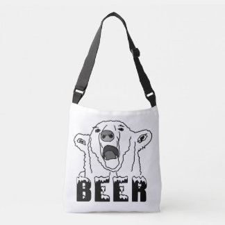 Polar Bear Crossbody Bag