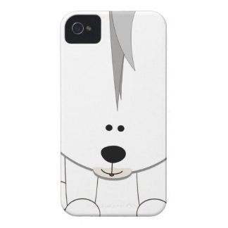 Polar Bear Cub Blackberry Bold Barely There Case iPhone 4 Cover