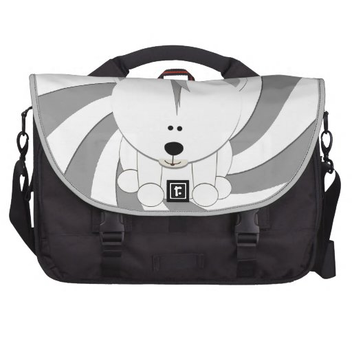 Polar Bear Cub Commuter Bag