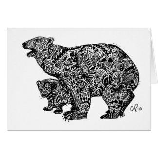 Polar Bear Expressed Card