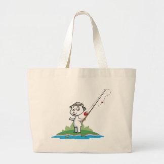 Polar Bear Fishing Bag