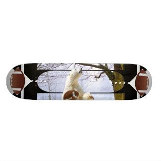Polar Bear Football Skate Board Decks