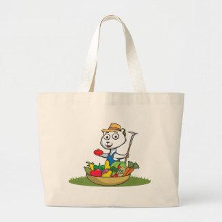 Polar Bear Gardemer Bag