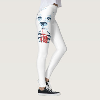 Polar Bear Icy Leggings