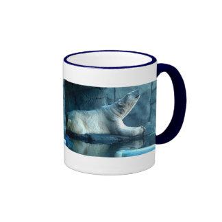 Polar Bear In Prayer Mug