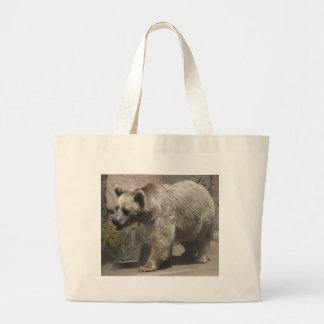 Polar Bear Jumbo Tote Bag