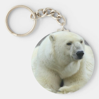 Polar Bear Keychain