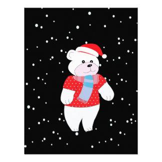 polar bear letterhead