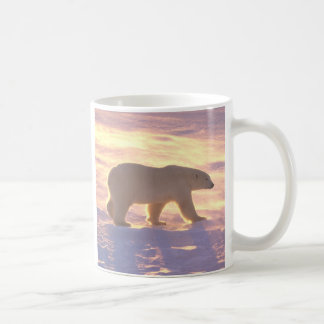 Polar Bear Morn 3 Coffee Mug