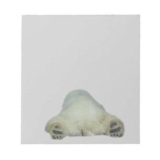 Polar Bear Notepad