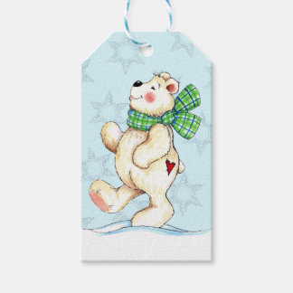 Polar Bear Pack Of Gift Tags