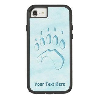 Polar Bear Paw Print Case-Mate Tough Extreme iPhone 8/7 Case