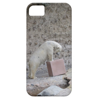 Polar Bear Playing Phone Case