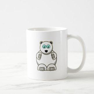 Polar bear polar ice bear mugs