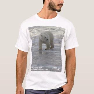Polar Bear T-Shirt 3 (front & back design)