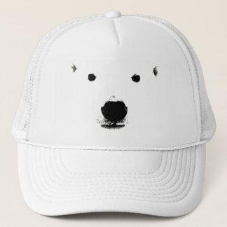 Polar Bear Trucker Hat