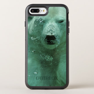 Polar Bear Under Water OtterBox Symmetry iPhone 8 Plus/7 Plus Case