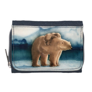 Polar Bear Wallets